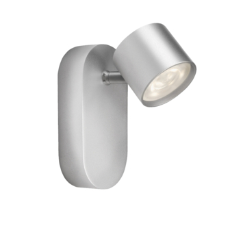 Spot Star Philips LED intégré 3W  = 35W aluminium
