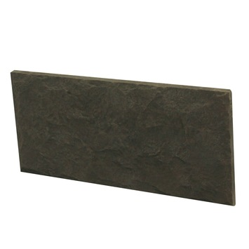 Briques de parement Euroc 20 anthracite 0,5 m²