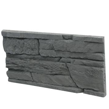 Briques de parement Tenerife gris 1 m²