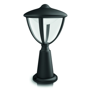 Éclairage sur socle Robin Philips LED intégrée 4,5W 430 lumens noir