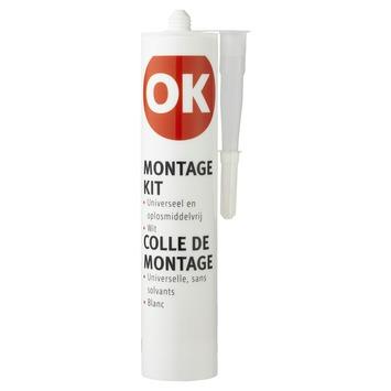 Colle de montage OK blanc 310 ml