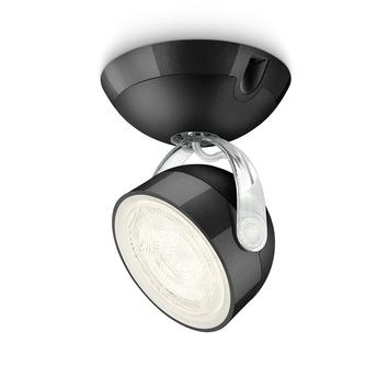 Philips Dyna spot met geïntegreerde LED 3W = 38W zwart