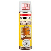 Mousse PU Soudal B3 500 ml