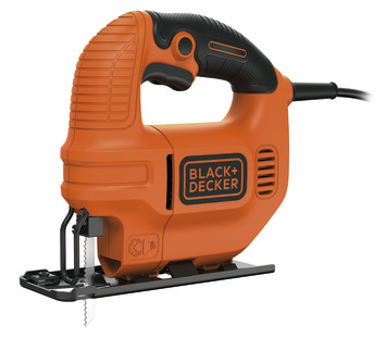 Black & Decker decoupeerzaag KS501-QS