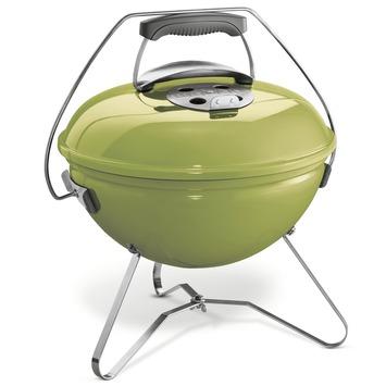 Weber houtskoolbarbecue Smokey Joe premium Ø37 cm groen