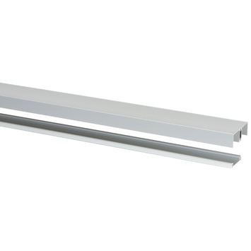 Rail pour portes coulissantes Storemax R20 180 cm aluminium
