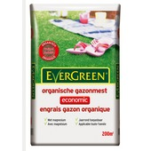 Evergreen organische gazonmest economic 200 m²