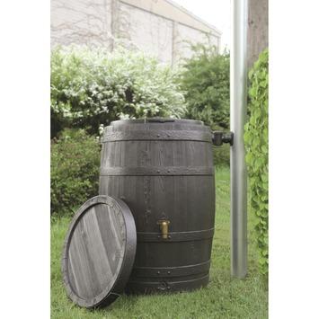 Regenton Vino wijnvat Houtlook Kunststof 250 Liter