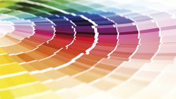 Verfkleuren kiezen en combineren