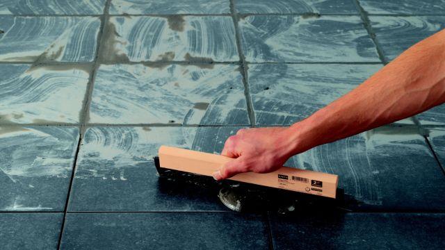 Tegelvoegen reinigen en verven : GAMMA.be