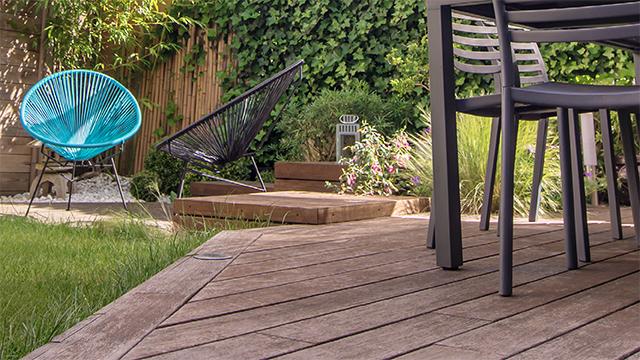 Garten Moy Comment Amenager Une Terrasse En Bois