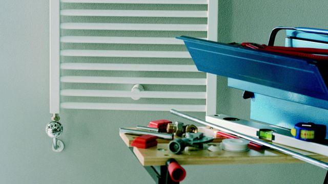 purger et remplir une installation de chauffage. Black Bedroom Furniture Sets. Home Design Ideas