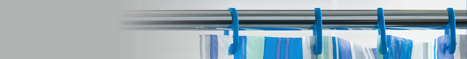 rideaux barres attaches rideaux douches sanitaire. Black Bedroom Furniture Sets. Home Design Ideas