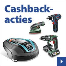 Cashback acties