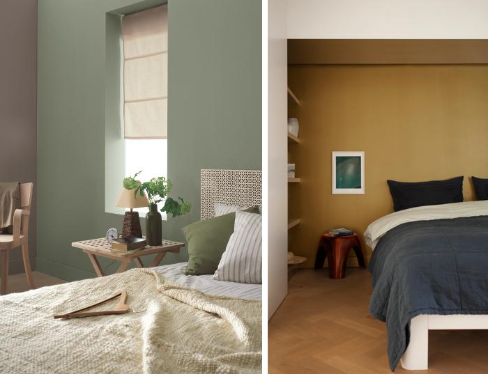 Free with les couleures des chambres a coucher for Choix de couleurs pour une chambre