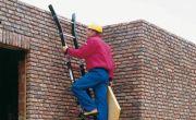 Ladder veilig gebruiken