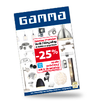 Bekijk de GAMMA folder