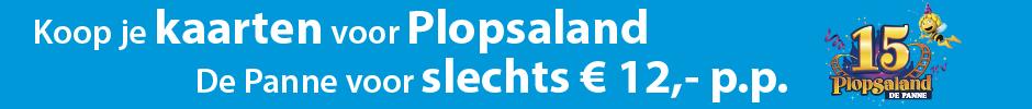 Koop nu je kaarten voor Plopsaland De Panne aan slechts € 12 p.p.
