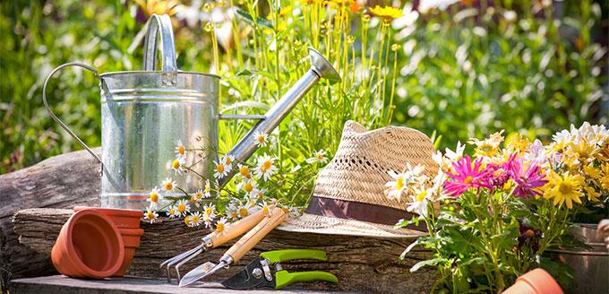 Tuinkalender mei for Au jardin welkom