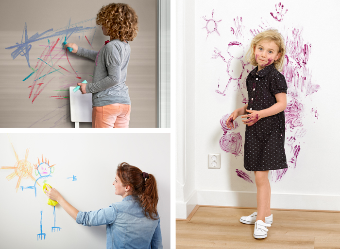 vous pouvez faire prparer la peinture murale lavable au service mlange dans une infinit de coloris