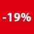 19% KORTING