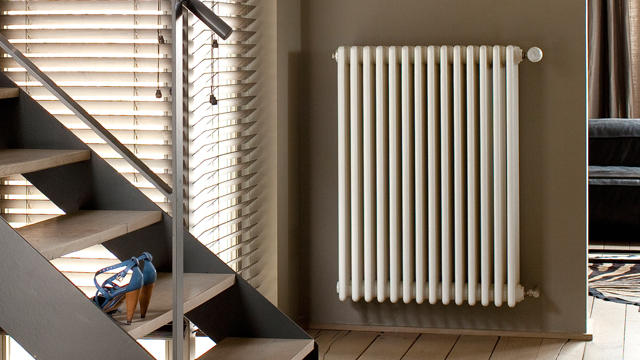 peindre un radiateur. Black Bedroom Furniture Sets. Home Design Ideas