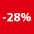 28% KORTING
