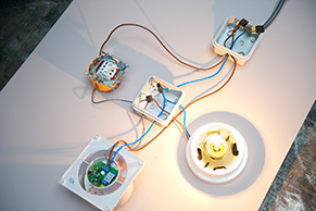 Waar Afzuiging Badkamer : Elektriciteit badkamerventilator aansluiten klusvideo gamma be