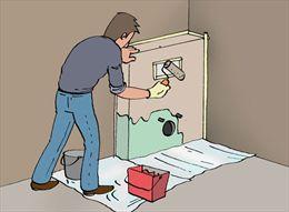 Afmeting Hangend Toilet : Hangtoilet inbouwen en afwerken gamma be