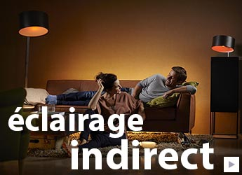eclairage indirect