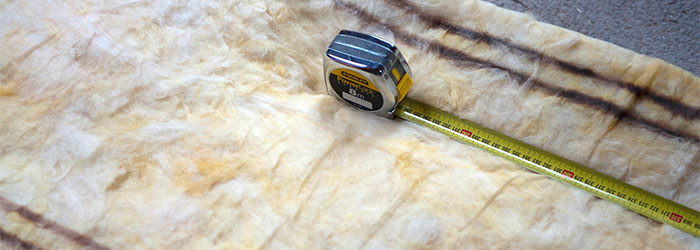 laine de verre mat riaux d 39 isolation. Black Bedroom Furniture Sets. Home Design Ideas
