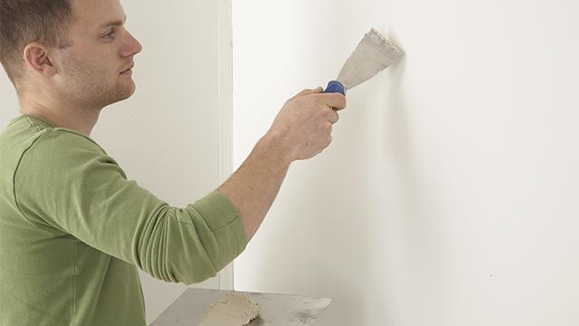 fixer et enduire les murs et plafonds. Black Bedroom Furniture Sets. Home Design Ideas