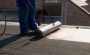 Dakafdichting voor plat dak