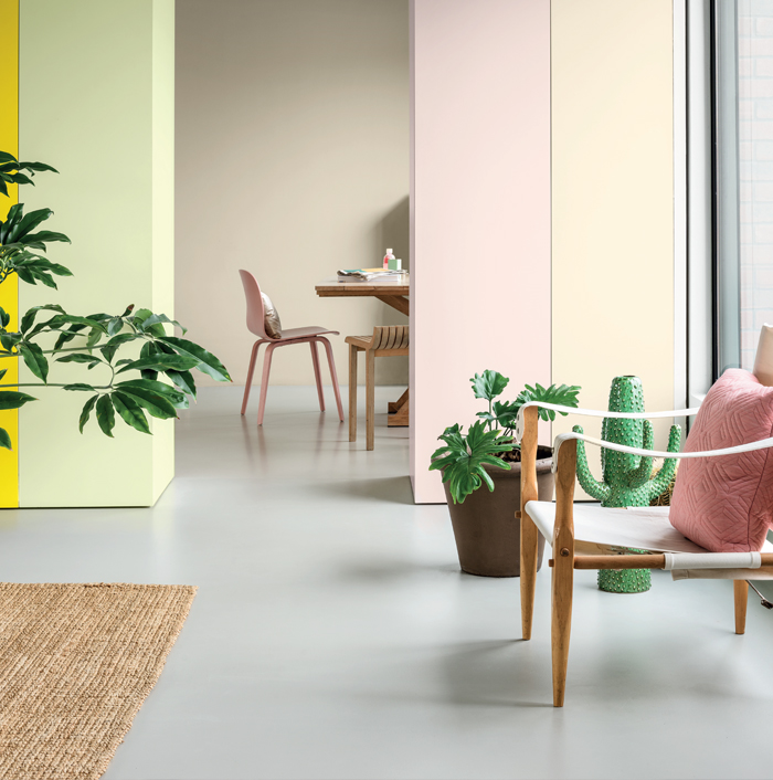 Soorten kleuren - Pastelkleuren   GAMMA.be