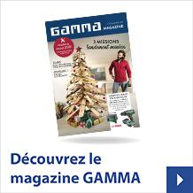 Découvrez le magazine Gamma