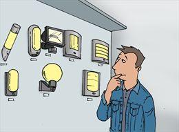 Installer Une Lampe Exterieure Avec Un Detecteur Gamma Be