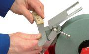 Werken met een (watergekoelde) slijpmachine