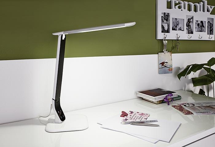 Lumière lampe de bureau gamma be