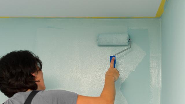 Peindre au latex ou structur e int rieur - Conseil peinture interieur ...