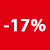 17% KORTING