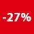 27% KORTING