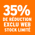 O_35% de réduction webonly stock limité
