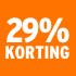 O_29% korting