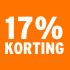 O_17% korting