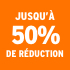 O_à 50% de réduction