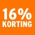 O_16% korting