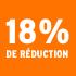 O_18% de réduction