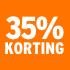O_35% korting