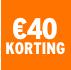 O_€40 korting
