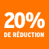 O_20% de réduction